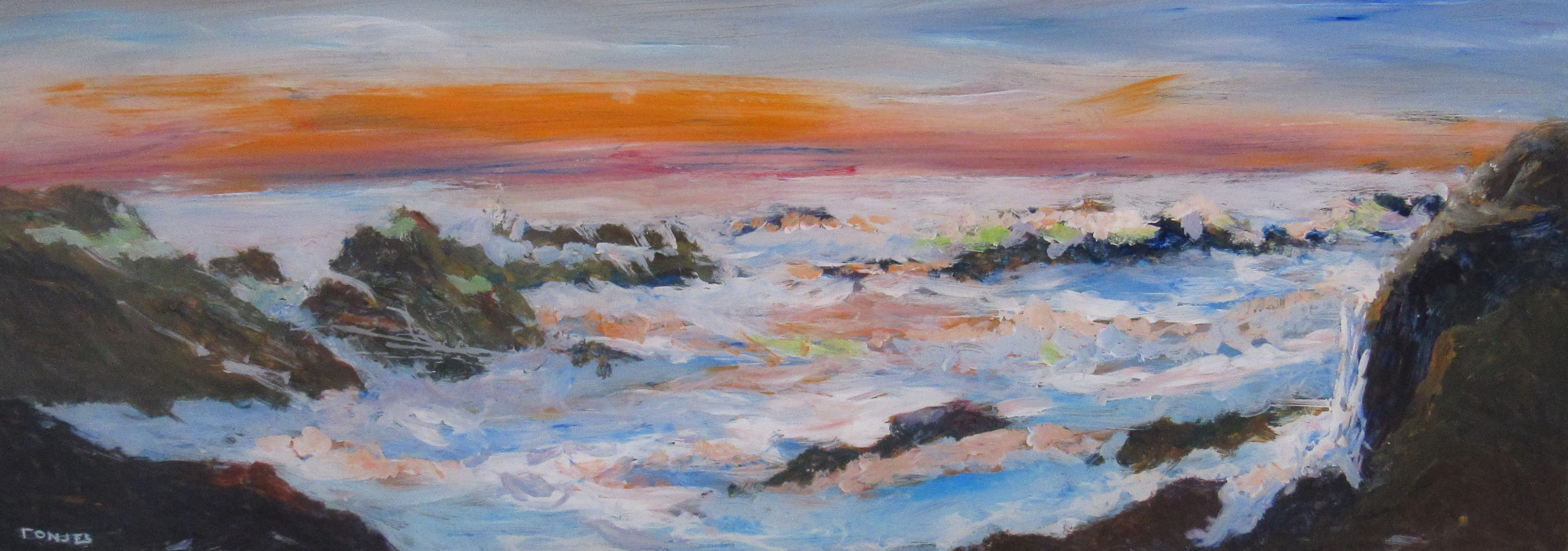 Sunset Glow by Bob Tonjes