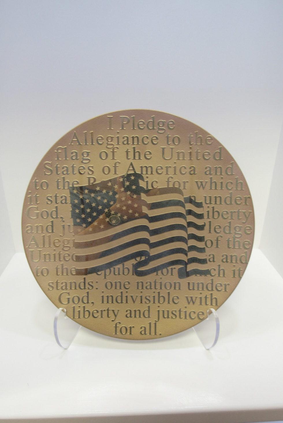 flag piece