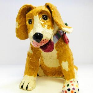 Kathryn Delvin (Dog Sculptures)